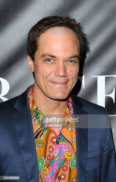 Michael Shannon attends the Grace Broadway opening night after party at the Copacabana on October 4 2012 in New York City