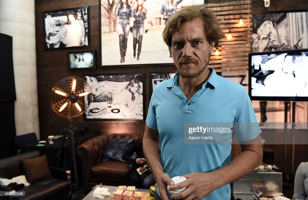 Michael Shannon attends the Guess Portrait Studio during 2014 Toronto International Film Festival on September 9, 2014 in Toronto, Canada.