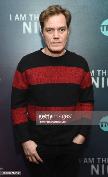 Michael Shannon attends the I Am The Night New York Premiere at Metrograph on January 22 2019 in New York City