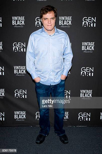 Michael Shannon attends the 'Kenneth Cole Vintage Black' party during the 2010 Sundance Film Festival at the Sky Lodge in Park City