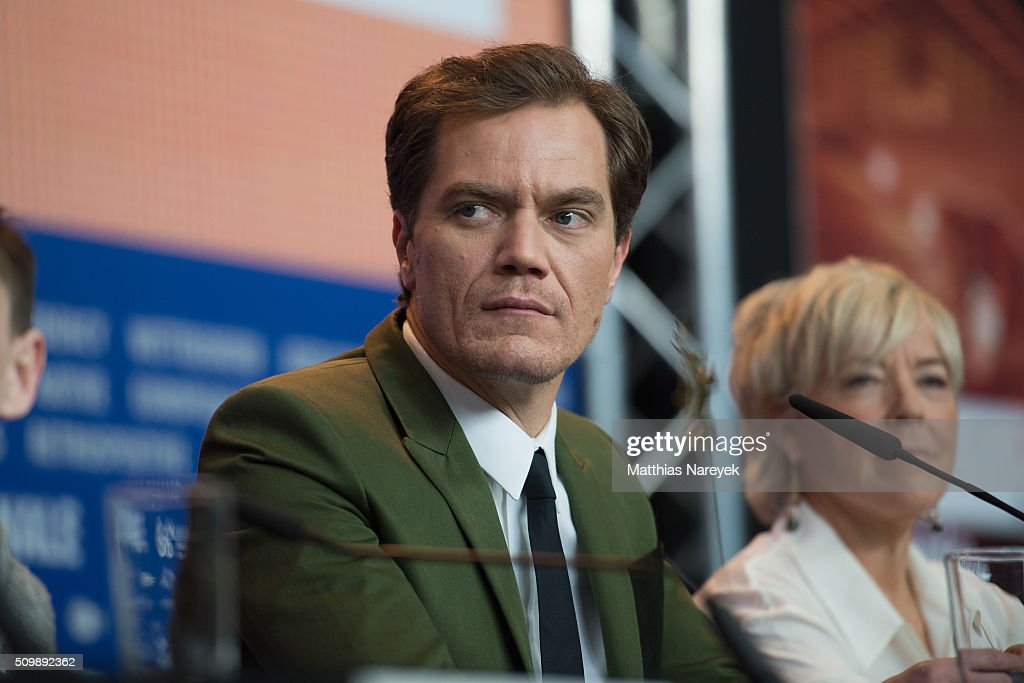 Michael Shannon attends the 'Midnight Special' press conference during the 66th Berlinale International Film Festival Berlin at Grand Hyatt Hotel on February 12, 2016 in Berlin, Germany.