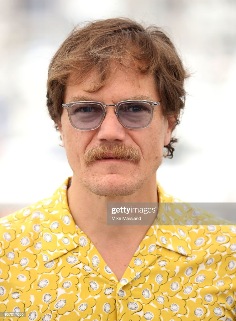 Michael Shannon attends the photocall for the 'Farenheit 451' during the 71st annual Cannes Film Festival at Palais des Festivals on May 12, 2018 in Cannes, France.
