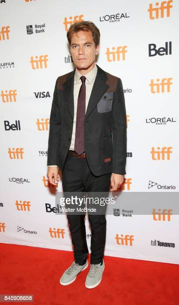 Michael Shannon attends 'The Shape of Water' premiere during the 2017 Toronto International Film Festival at The Elgin on September 11 2017 in...