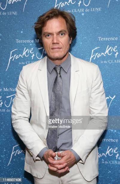 Michael Shannon during the Opening Night After Party for Frankie and Johnny in the Clair de Lune at the Brasserie 8 1/2 on May 29 2019 in New York...