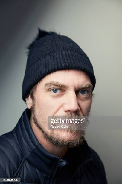 Michael Shannon from the film 'What They Had' poses for a portrait at the YouTube x Getty Images Portrait Studio at 2018 Sundance Film Festival on...