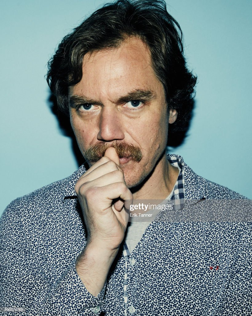 Michael Shannon of the film State Like Sleep poses for a portrait during the 2018 Tribeca Film Festival at Spring Studio on April 21, 2018 in New York City.