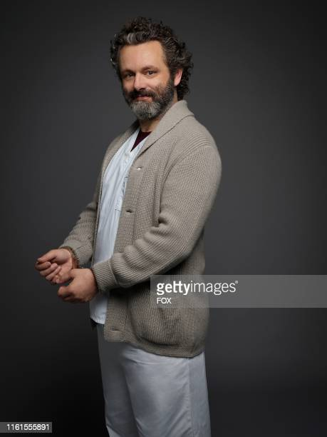 Michael Sheen as Martin Whitly PRODIGAL SON premieres Monday Sept 23 on FOX