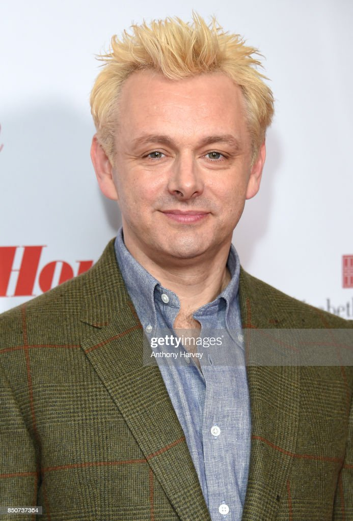 Michael Sheen attending the 'Home Again' special screening at The Washington Mayfair Hotel on September 21, 2017 in London, England.