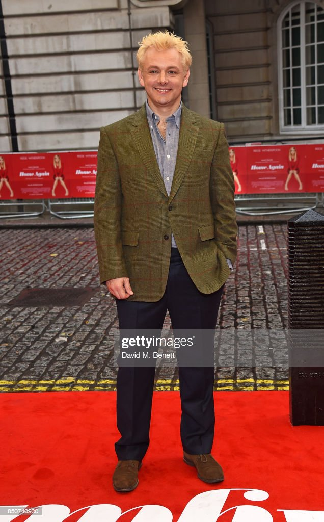 Michael Sheen attends a special screening of 'Home Again' at The Washington Mayfair Hotel on September 21, 2017 in London, England.