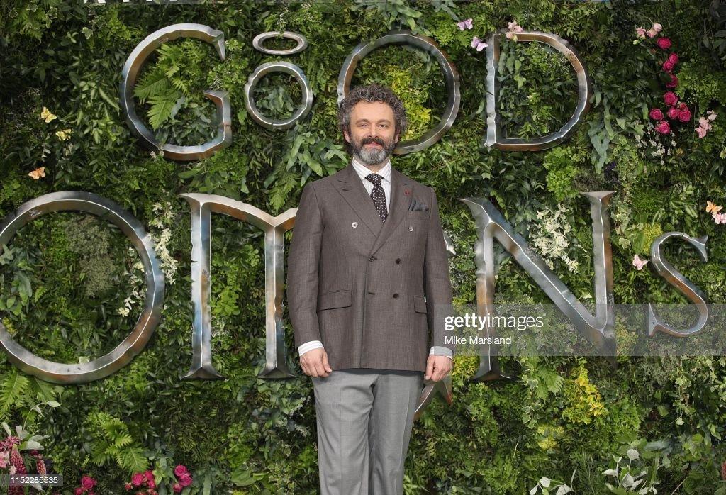 """Good Omens"" Amazon Original Global Premiere - Red Carpet Arrivals : News Photo"