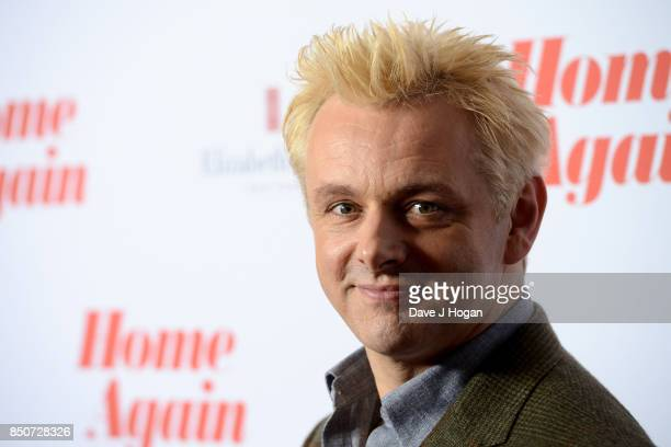 Michael Sheen attends the 'Home Again' special screening at The Washington Mayfair Hotel on September 21 2017 in London England