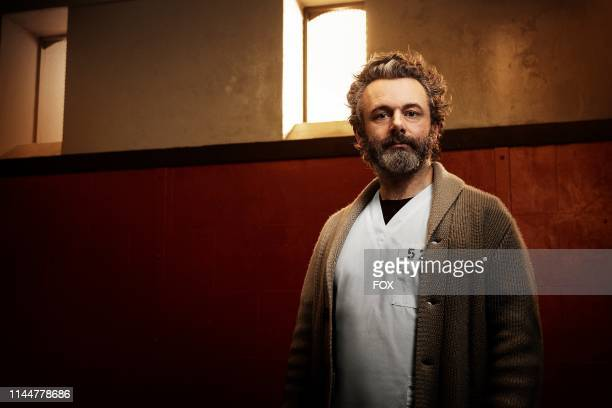 Michael Sheen in PRODIGAL SON premiering this fall on FOX