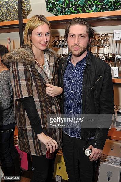 Michael Shuman attends BookMarc Los Angeles Store Launch Partyat BookMarc on November 18 2010 in Los Angeles California