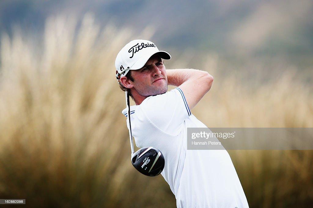 New Zealand PGA Championship - Day 2