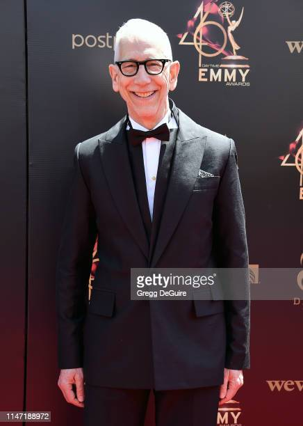 Michael Slade attends the 46th annual Daytime Emmy Awards at Pasadena Civic Center on May 05 2019 in Pasadena California