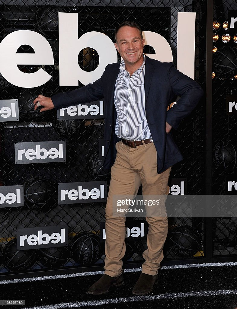 Rebel 'Accelerate' Concept Store Opening - Arrivals