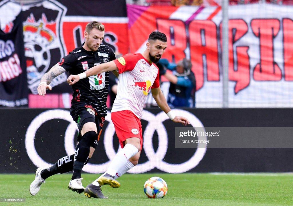 AUT: RB Salzburg v WAC Wolfsberg - tipico Bundesliga