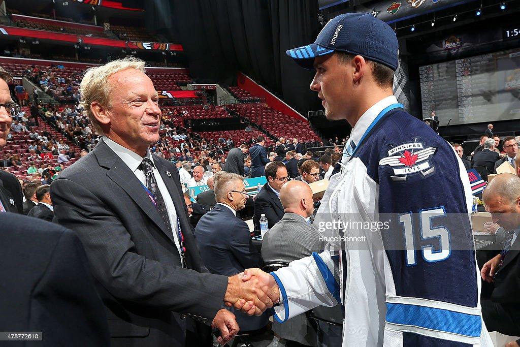 2015 NHL Draft - Rounds 2-7 : News Photo