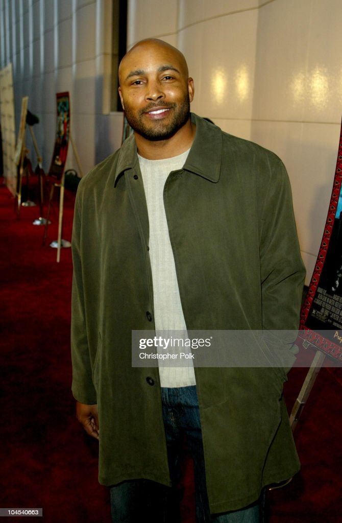 Michael St Patrick during 'Frida' Premiere - Arrivals at Los Angeles County Museum of Art in Los Angeles, CA, United States.