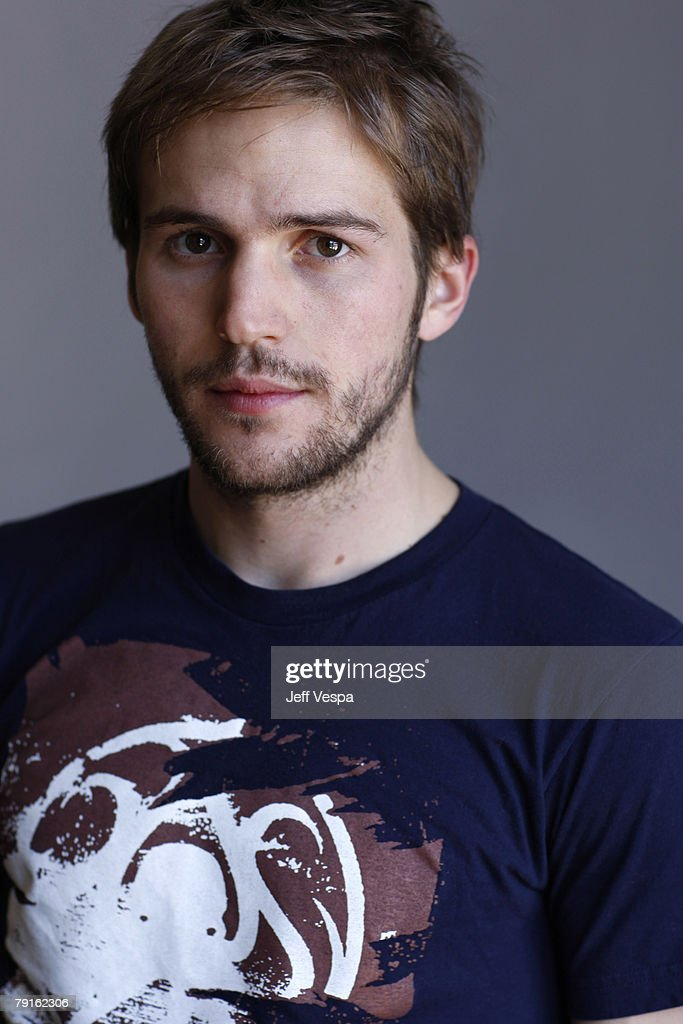 Michael Stahl-David at the Sky 360 by Delta lounge WireImage portrait studio on January 22, 2008 in Park City, Utah.