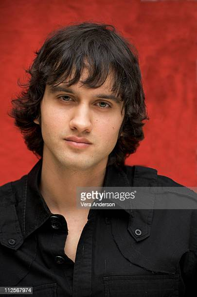 Michael Steger at the 90210 press conference at the Four Seasons Hotel on March 26 2009 in Beverly Hills California