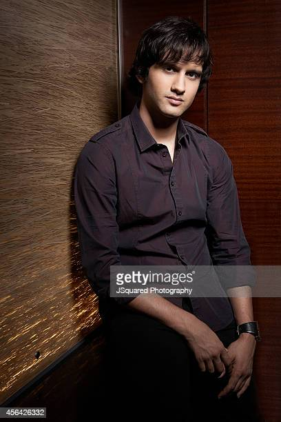 Michael Steger is photographed for Self Assignment on October 2 2009 in Los Angeles California