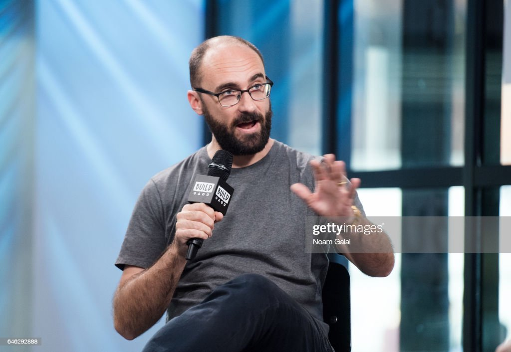 "Build Series Presents Michael Stevens Discussing ""Mind Field"" : News Photo"