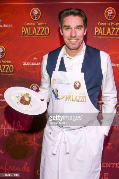 Michael Stich during the Poletto Palazzo Charity Event on February 8 2018 in Hamburg Germany