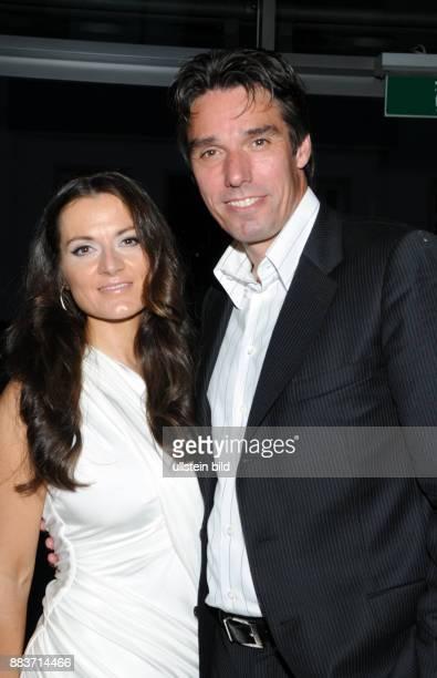 Michael Stich mit Ehefrau Alexandra Stich