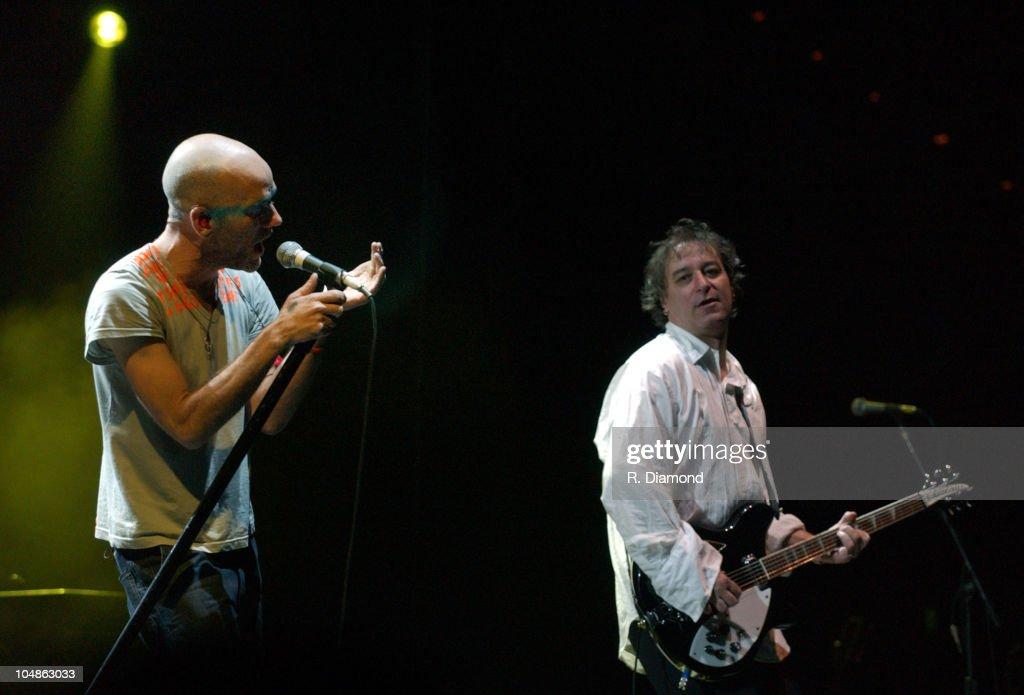 R.E.M. Closes World Tour at Philips Arena in Atlanta - October 11, 2003