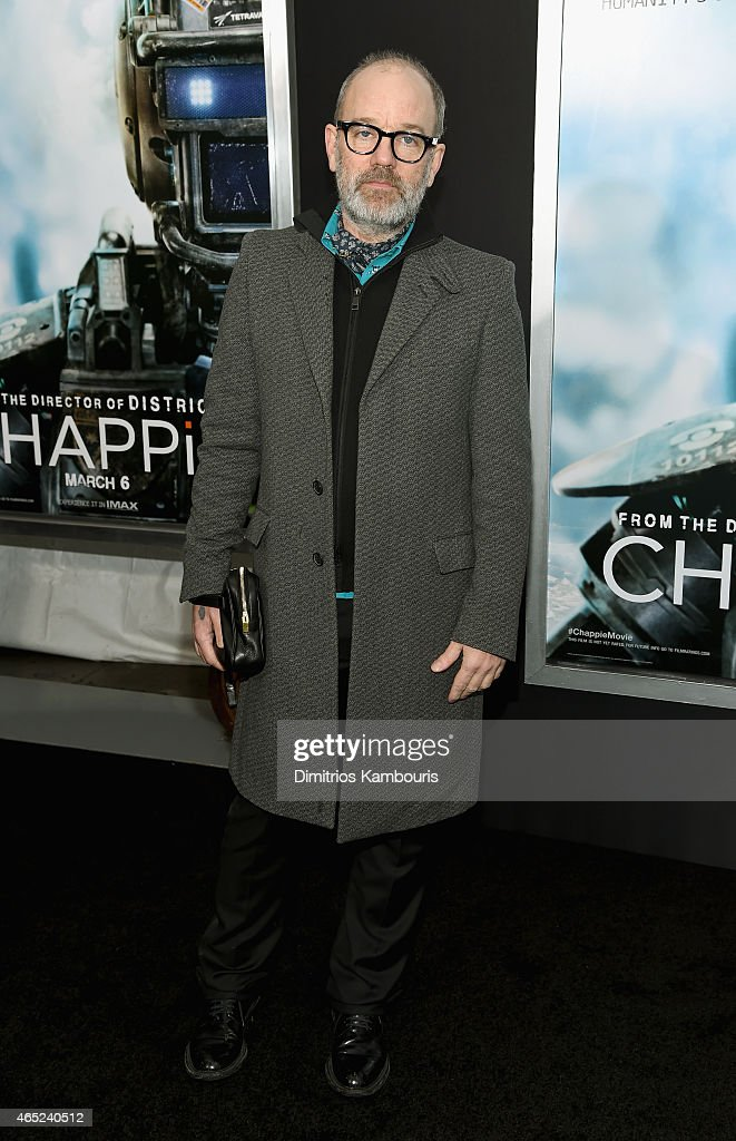 """Chappie"" New York Premiere"