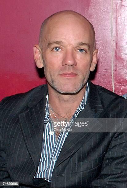 Michael Stipe of R.E.M. At the 40 Watt Club in Athens, GA