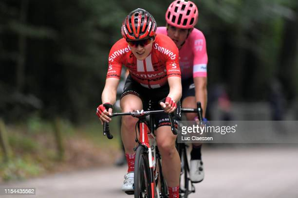 Michael Storer of Australia and Team Sunweb / during the 4th Velon Hammer Limburg Series 2019, Hammer Climb a 69,1km stage from Vaals to Vaals 319m /...