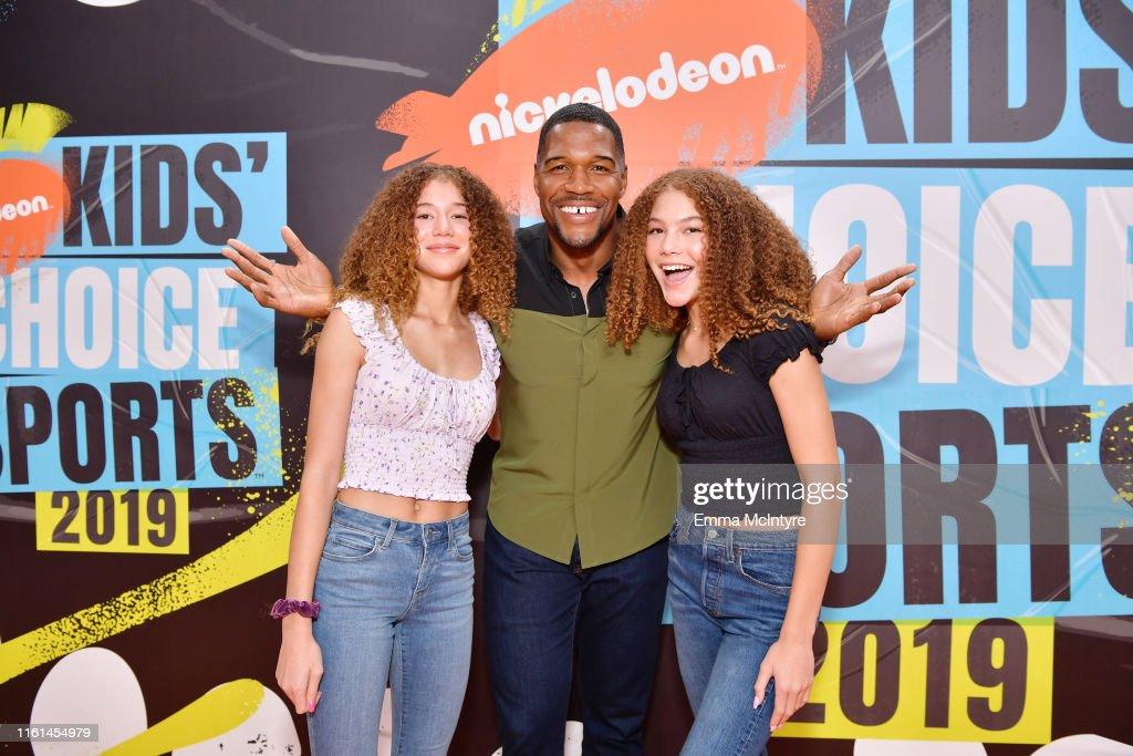 Nickelodeon Kids' Choice Sports 2019 - Red Carpet : News Photo