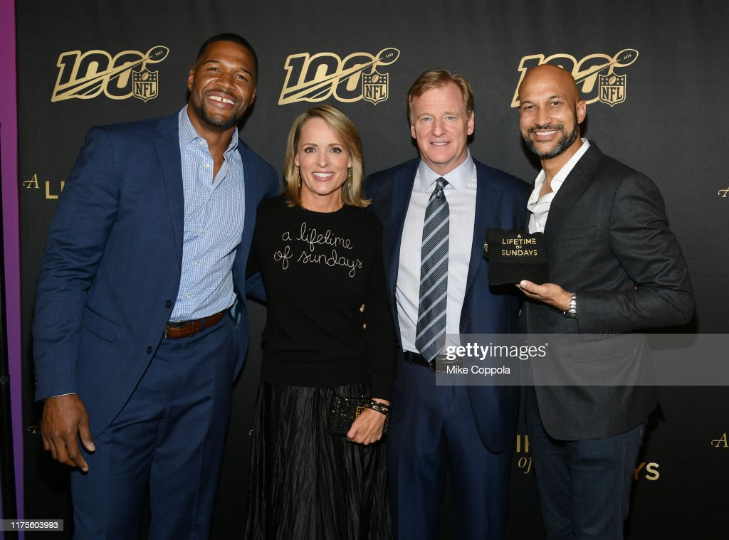 Michael Strahan Jane Skinner Roger Goodell And Keegan Michael Key News Photo Getty Images She lost in the general election on november 6, 2018. michael strahan jane skinner roger goodell and keegan michael key news photo getty images