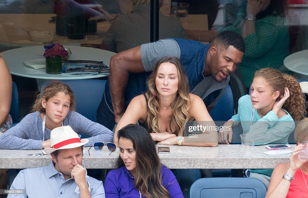 2016 US Open Celebrity Sightings - Day 8 : News Photo