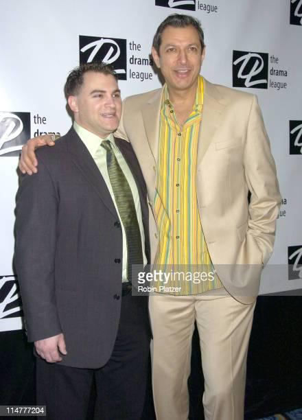 Michael Stuhlbarg and Jeff Goldblum of Pillowman