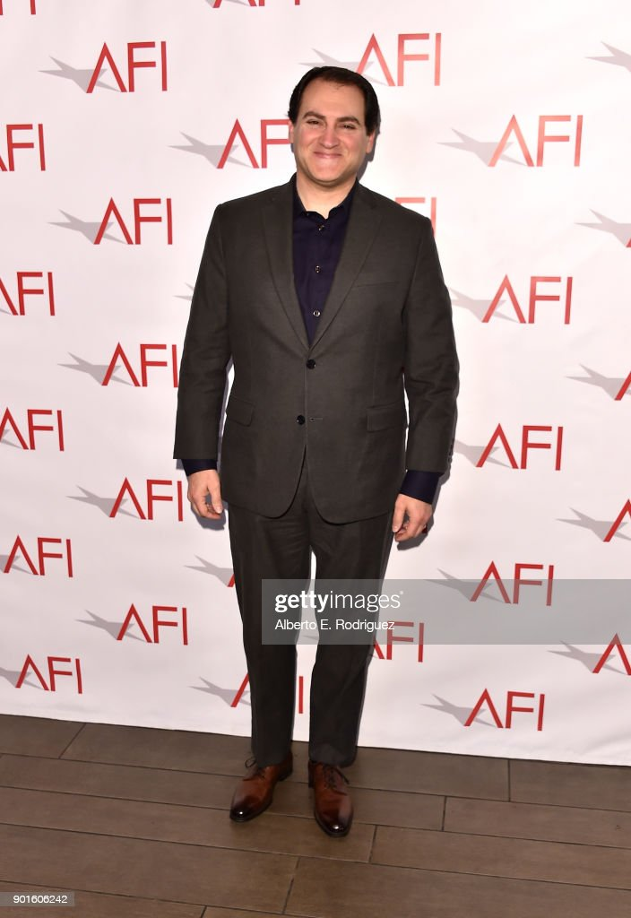 Michael Stuhlbarg attends the 18th Annual AFI Awards at Four Seasons Hotel Los Angeles at Beverly Hills on January 5, 2018 in Los Angeles, California.