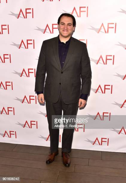 Michael Stuhlbarg attends the 18th Annual AFI Awards at Four Seasons Hotel Los Angeles at Beverly Hills on January 5 2018 in Los Angeles California