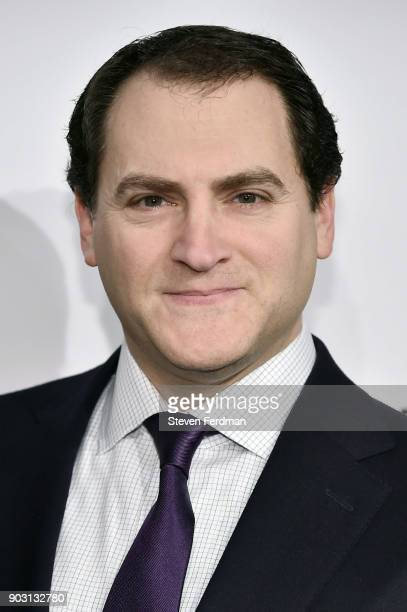 Michael Stuhlbarg attends the 2018 The National Board Of Review Annual Awards Gala at Cipriani 42nd Street on January 9 2018 in New York City