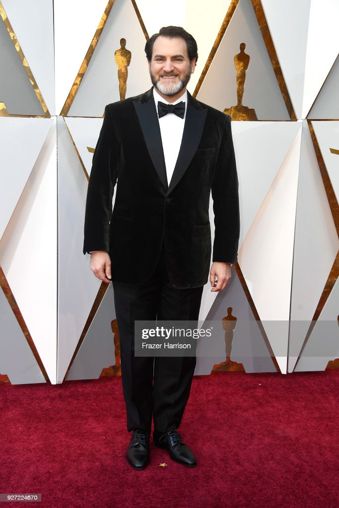 Michael Stuhlbarg attends the 90th Annual Academy Awards at Hollywood & Highland Center on March 4, 2018 in Hollywood, California.