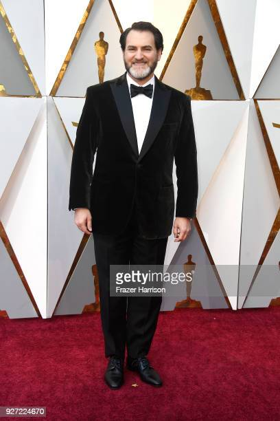 Michael Stuhlbarg attends the 90th Annual Academy Awards at Hollywood Highland Center on March 4 2018 in Hollywood California