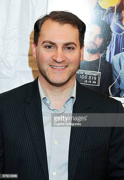 Michael Stuhlbarg attends the premiere of City Island at The Directors Guild of America Theater on March 10 2010 in New York City