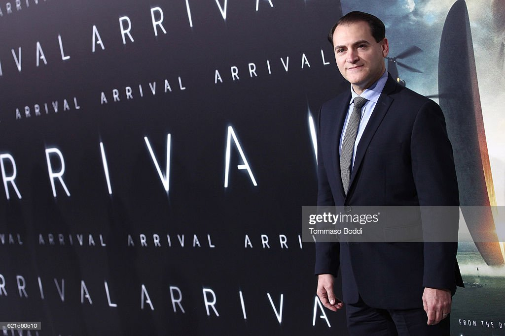 """Premiere Of Paramount Pictures' """"Arrival"""" - Arrivals"""