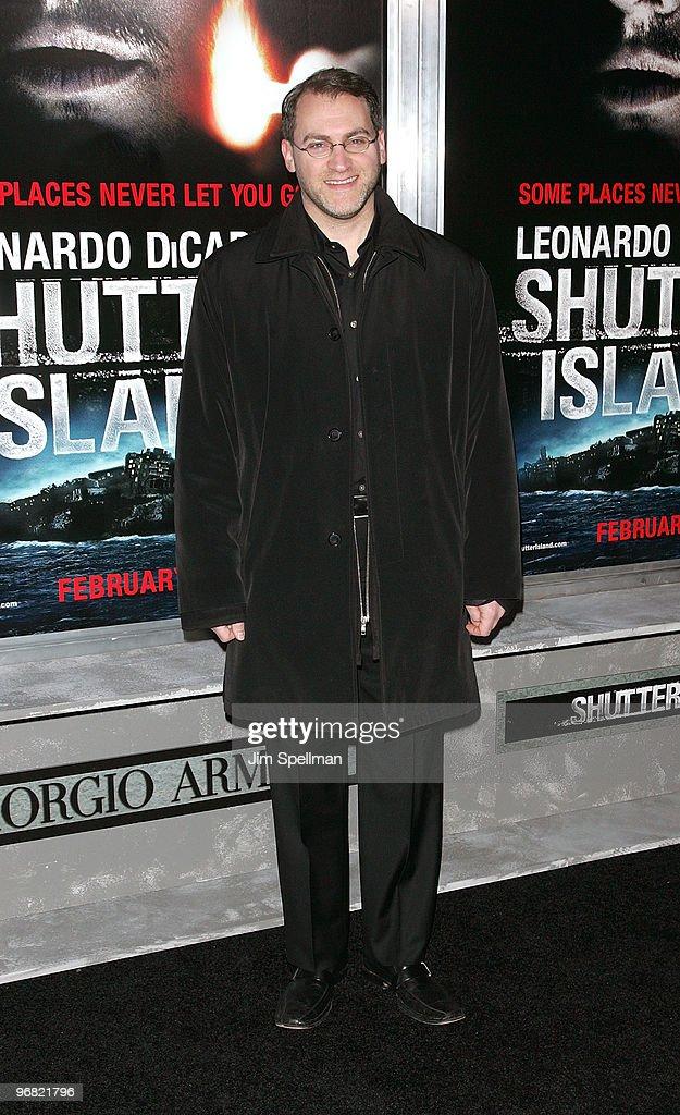 """Shutter Island"" New York Premiere - Arrivals"