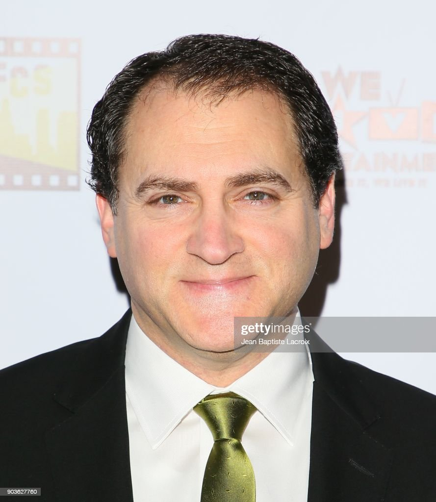 Michael Stuhlbarg attends the the Inaugural Los Angeles Online Film Critics Society Award Ceremony on January 10, 2018 in Hollywood, California.