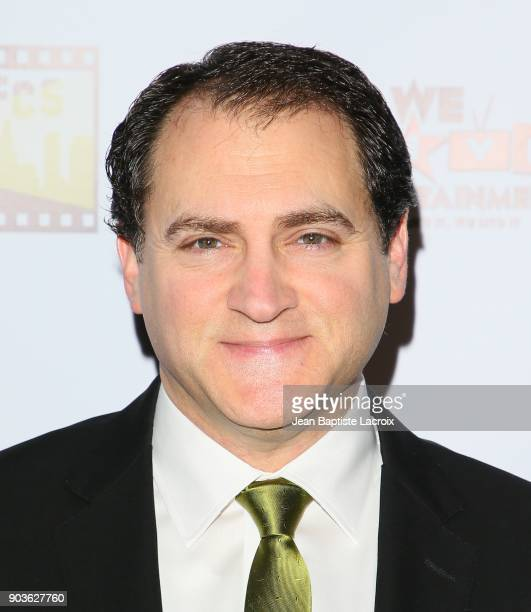 Michael Stuhlbarg attends the the Inaugural Los Angeles Online Film Critics Society Award Ceremony on January 10 2018 in Hollywood California