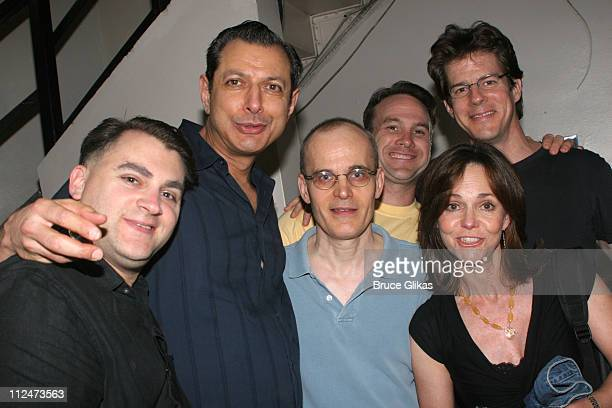 Michael Stuhlbarg Jeff Goldblum Zeljko Ivanek Ted Koch Rick Holmes and Sally Field
