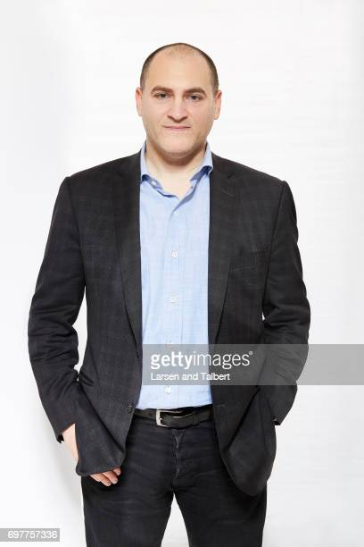 Michael Stuhlbarg of FX's 'Fargo' is photographed for Entertainment Weekly Magazine on June 9 2017 in Austin Texas