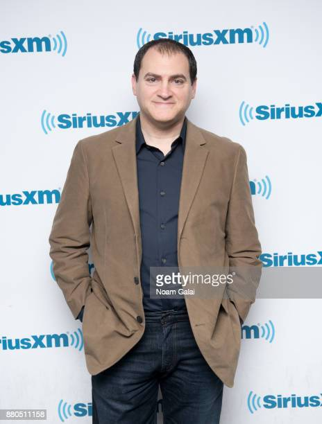 Michael Stuhlbarg visits the SiriusXM Studios on November 27 2017 in New York City